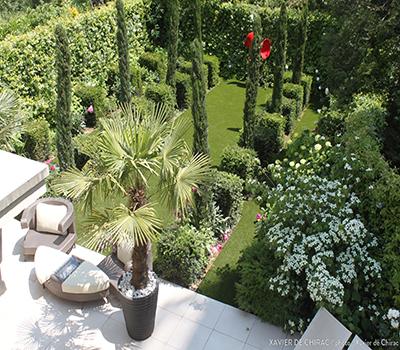 Entretien des jardins à Marrakech