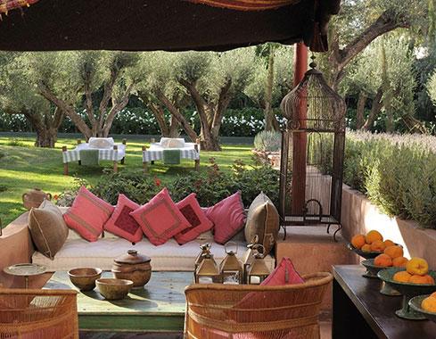 réalisation des jardins par innovation verte à Marrakech || realization of gardens by green innovation in Marrakech