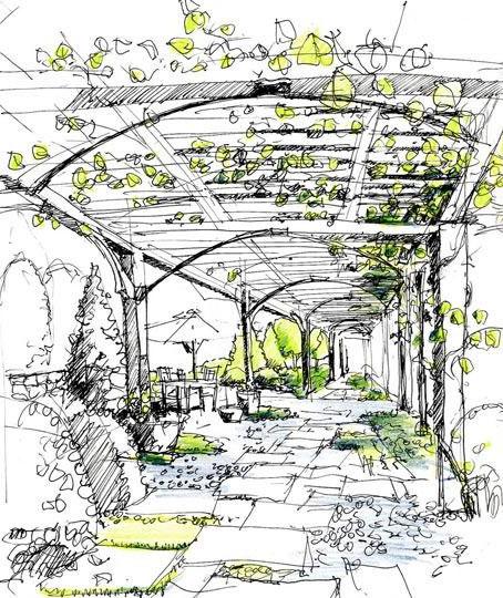 Conception et aménagement des jardins à Marrakech || Design and development of gardens in Marrakech